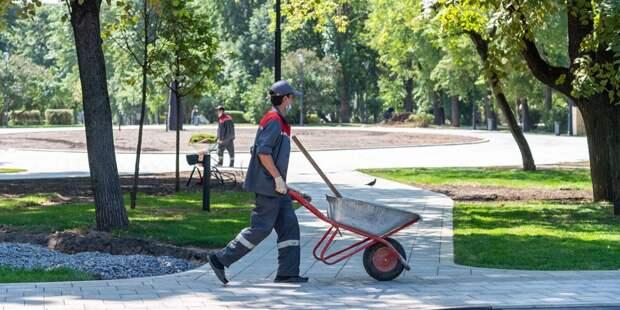 4 улицы Куркина благоустроят за средства от платных парковок