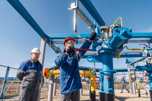 """""""Газпром"""" в 2021 году планирует добыть 496,9 млрд кубометров газа"""