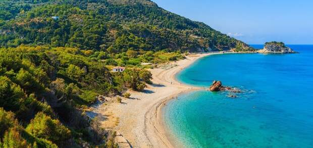 Землетрясение в Греции подняло остров Самос на 25 сантиметров