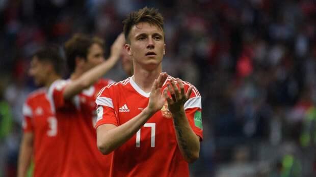 Головин заявил, что ему некогда думать о чемпионате Европы по футболу
