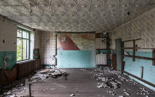 В Белоруссии официально отркыли для туристов зону отчуждения в Чернобыле