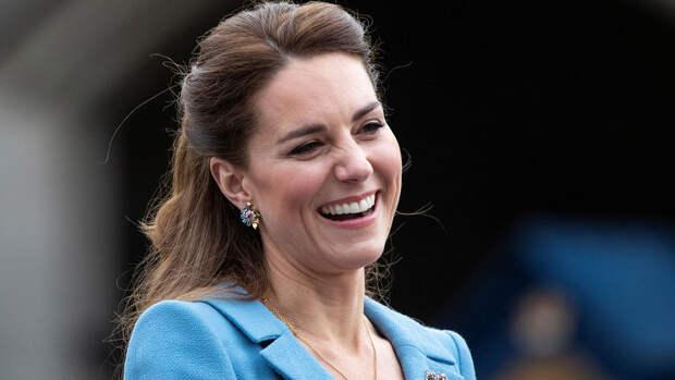 Кейт Миддлтон станет покровительницей регбистов Великобритании вместо принца Гарри