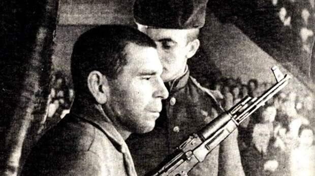 4 апреля 1966 г. расстрелян палач «Молодой гвардии»