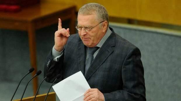 Закрыть навсегда: Жириновский предложил лишить россиян южных курортов