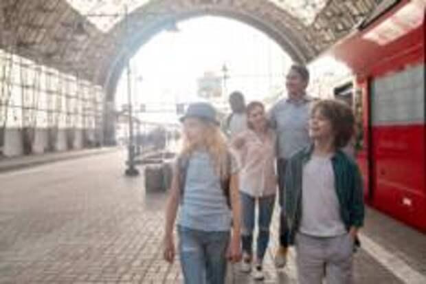 «Аэроэкспресс» поздравит юных пассажиров с Международным днем защиты детей