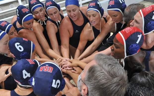 Женская сборная США по водному поло стала 14-кратным чемпионом Мировой лиги