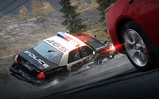 Новые жертвы покемономании: геймер пошел на таран полицейской машины!