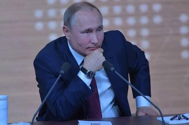 """Путин обсудил с президентом Узбекистана производство """"Спутника V"""" в республике"""