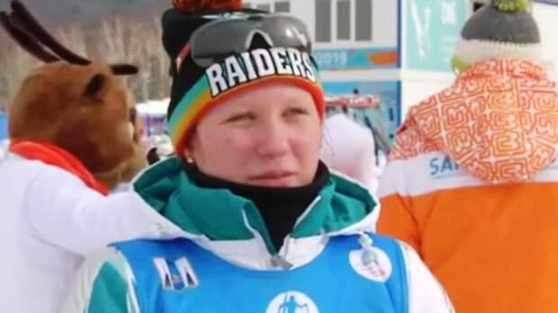 Россиянка Гришина заняла 8-е место в спринте на юниорском чемпионате мира