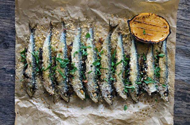 Достали полкило сардин: закуски и горячее готовим без затрат