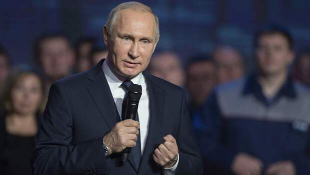 Русское чудо Путина. Памятка русофобам