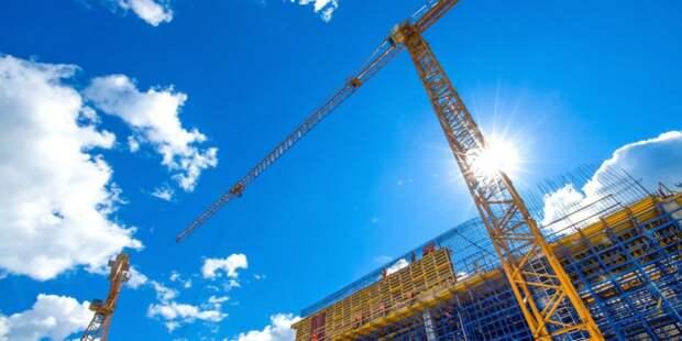 Строительство пешеходного перехода на Дмитровке планируется завершить в течение года