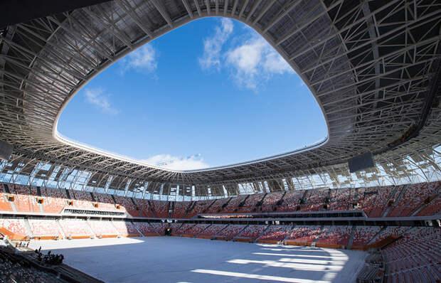 """Стадион """"Мордовия-Арена"""""""