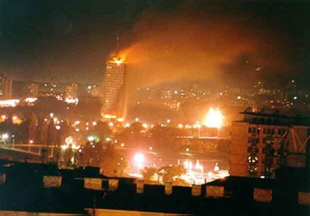 «Мы не простим этих животных»: в Сербии и РФ вспомнили об ударах НАТО