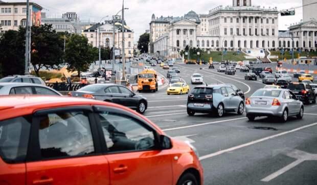 На Велозаводской улице сменилась разметка. Фото: mos.ru