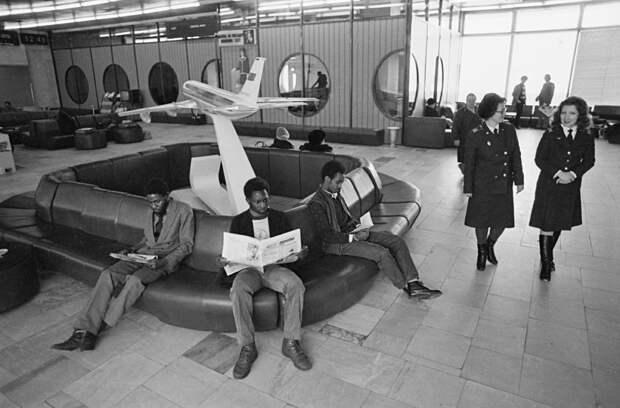 А летали ли простые советские граждане на самолетах? (ФОТО)