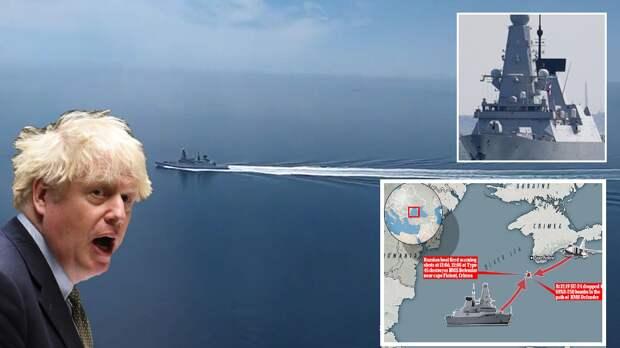 «Правь, Британия, морями» … Но не сегодня. Как Россия отогнала британцев от Крыма