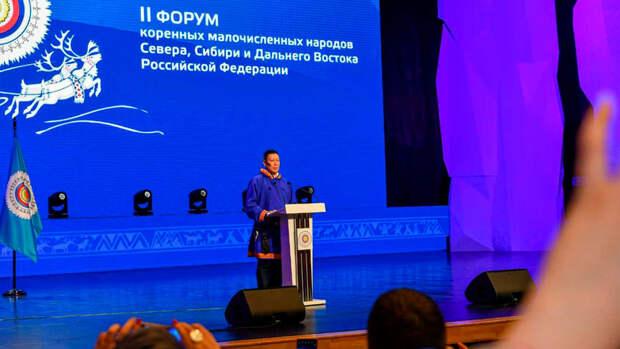 Эксперты и участники Форума малых народов рассказали о роли Ямала в отстаивании интересов КМНС