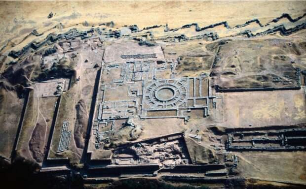 Тайны стен Саксайуамана Куско Перу