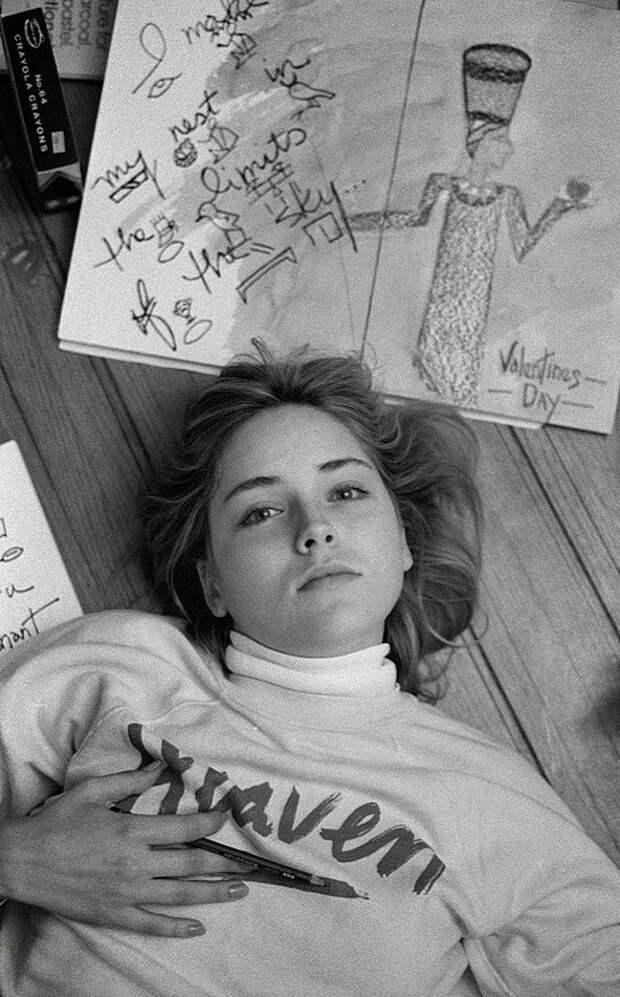 Шарон Стоун -1983 Голливуд., Лица с экрана, кинематограф