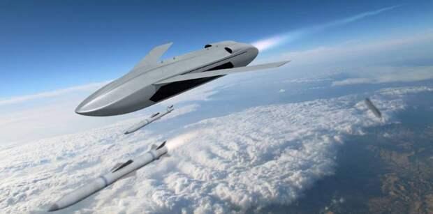 Удар издалека: истребители США и России могут получить промежуточные носители