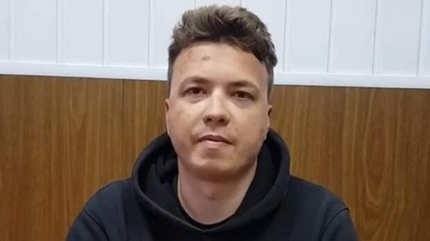 Протасевич назвал СИЗО наиболее безопасным местом для себя