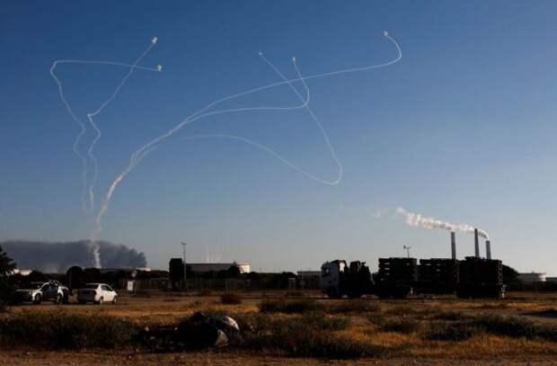 Свыше 2,8 тыс. ракет было выпущено по Израилю с начала обстрелов