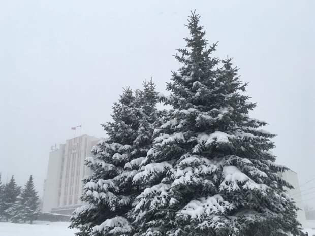 Облачная погода ожидается в Удмуртии 9 марта