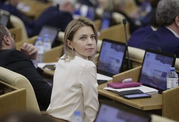 Поклонская пожаловалась генпрокурору Краснову на «Тальменка-Банк»