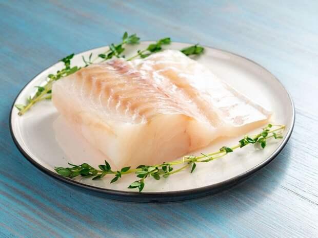 Нежное рыбное суфле — белковый ужин за полчаса