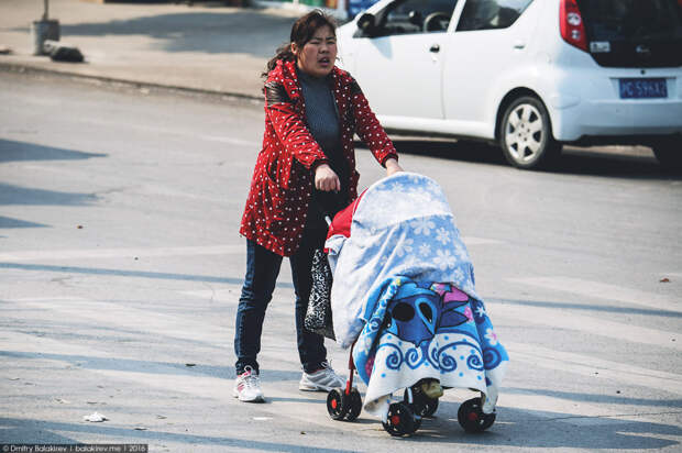 Китай, который невидят туристы