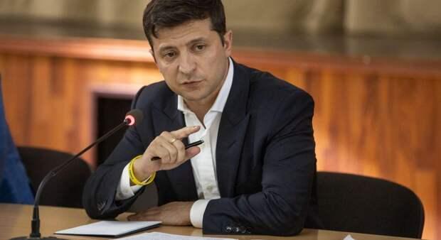 На Украине заявили, что Зеленский хочет прекратить войну в Донбассе