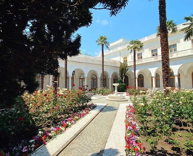 Белая жемчужина ЮБК: интересные факты о Ливадийском дворце