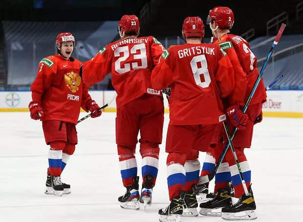 Опубликовано видео голов и лучших моментов матча МЧМ Россия — Швеция