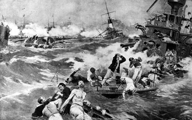 Самое страшное поражение русского флота за всю его историю