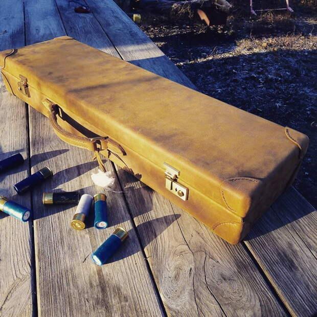 Оружейный чемодан своими руками