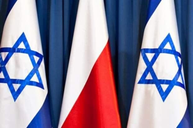 Власти Израиля: Польша «не чтит величайшую трагедию в истории человечества», т.е. Холокост