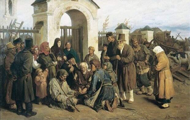 Социальная защита в царской России: проблема не из простых