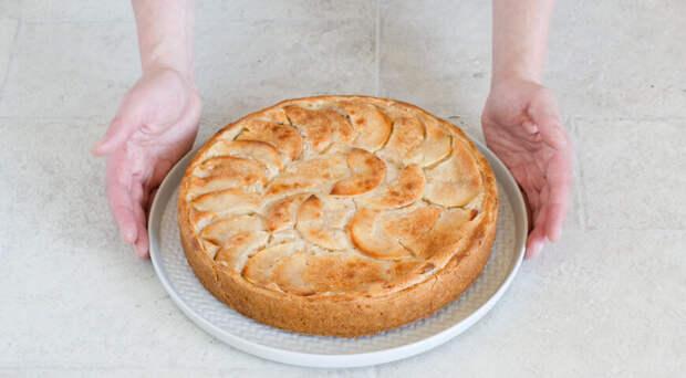 Цветаевский яблочный пирог. Вкуснейший рецепт пошагово с фото