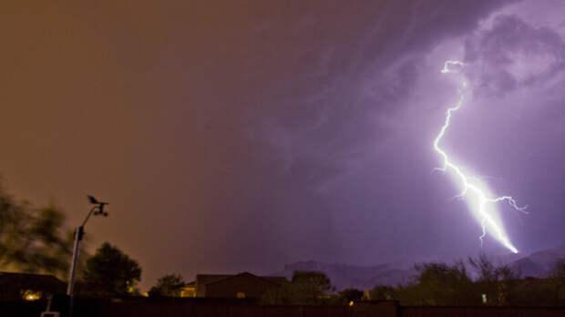 Небывалая буря ожидается в Ростовской области 30 и 31 июля