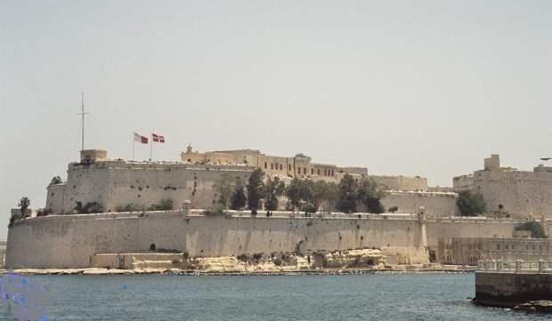 Мальтийская резиденция госпитальеров