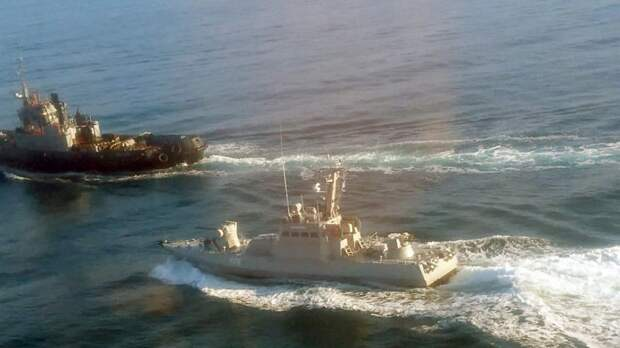 Погранслужба ФСБ рассказала о выдворении британского корабля в 2020 году