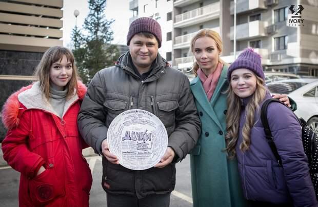 Ольга Арнтгольц вернётся домой в поисках дочери
