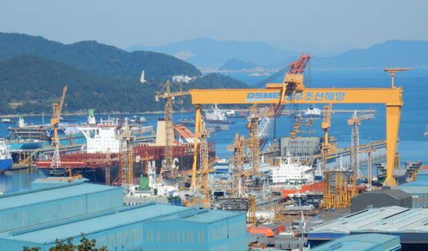 Три газовоза Arc7 построит корейская DSME для «Арктик СПГ2»