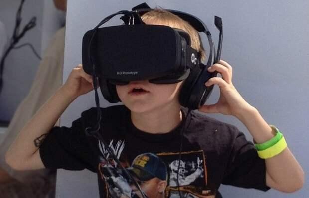 Технологическое достижение: устройства дополненной реальности.