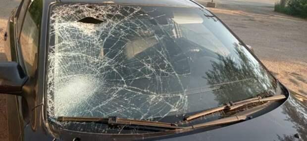 Троих детей на велосипедах сбили в Удмуртии 21 июня