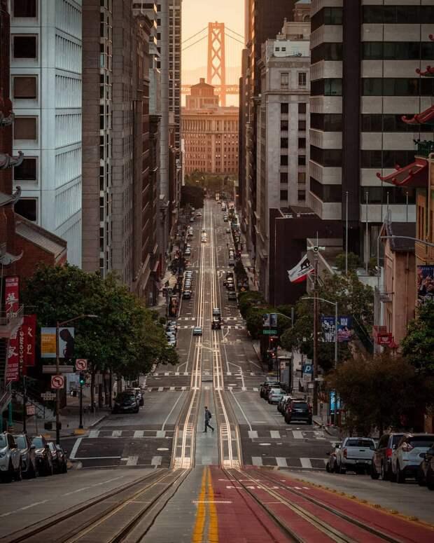 Урбанистические снимки Рамона Брито