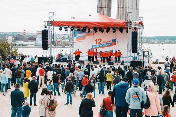 Как пройдет День России и День города в Ижевске