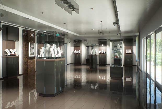 Евразийский алмазный центр во Владивостоке