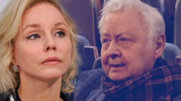 Вдова Табакова возмутила фанатов пикантными фото актрис из мужского журнала